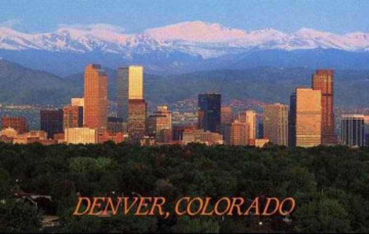 The 19th Conference in Denver, Colorado