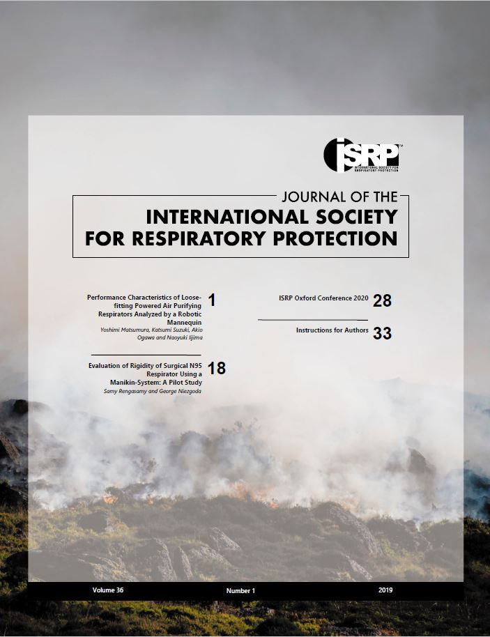International Society for Respiratory Protection   ISRP